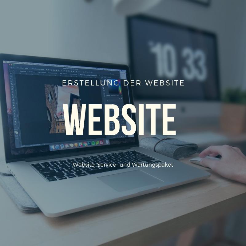 Website erstellen