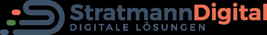 Stratmann Digital Logo